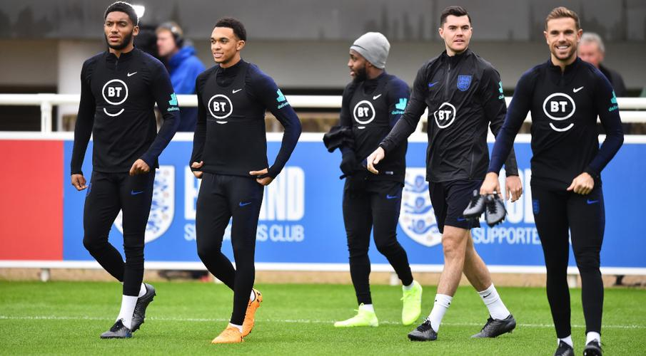 England players ready to walk off pitch over racist abuse