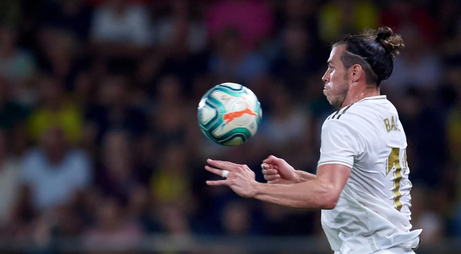 Bale determined not to let transfer talk affect performance
