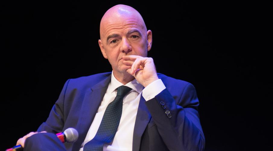 Racists must be 'kicked out' of stadiums: Fifa boss