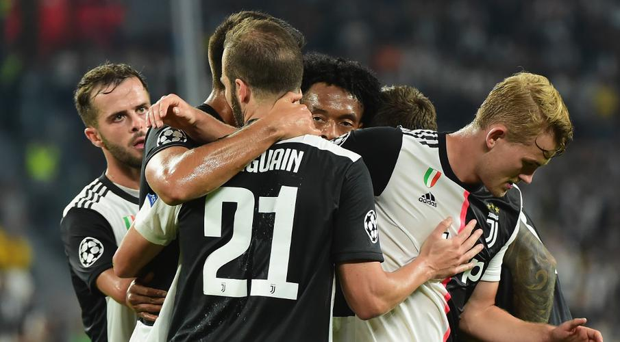 Higuain the hero as Juve down Leverkusen