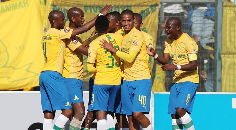 Sundowns, Wydad paired again in CAF Champions League