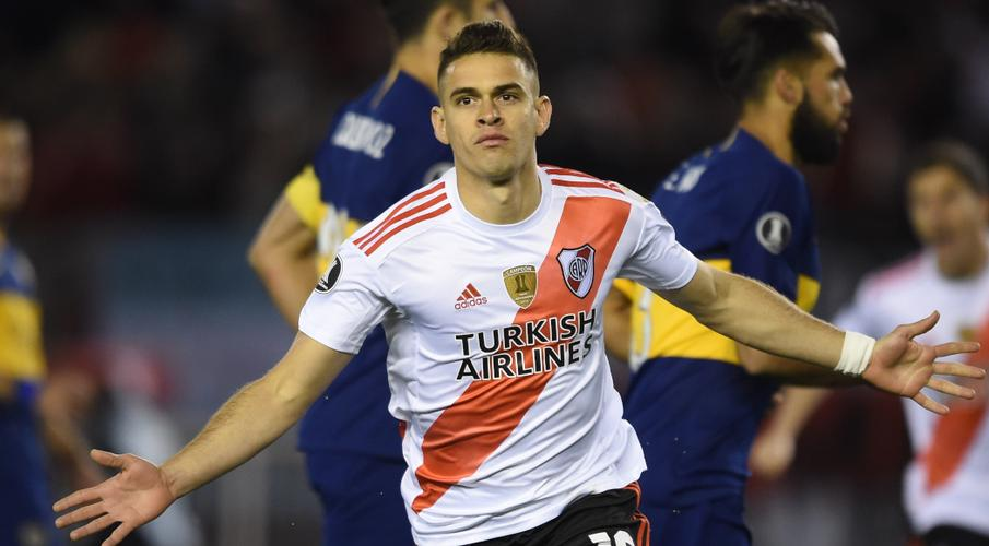Champions River Plate draw first Libertadores blood against Boca