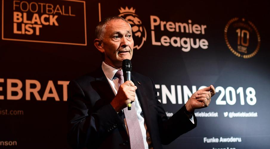 Ex-Premier League boss Scudamore to help ailing A-League