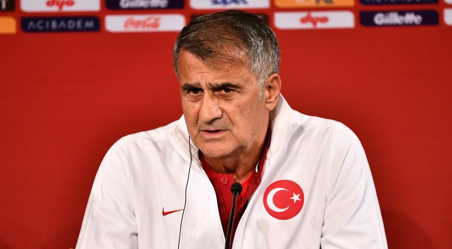 Turkey coach pleads for fan 'brotherhood' ahead of France clash