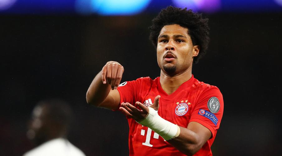 Gnabry hits four as Bayern trounce Tottenham