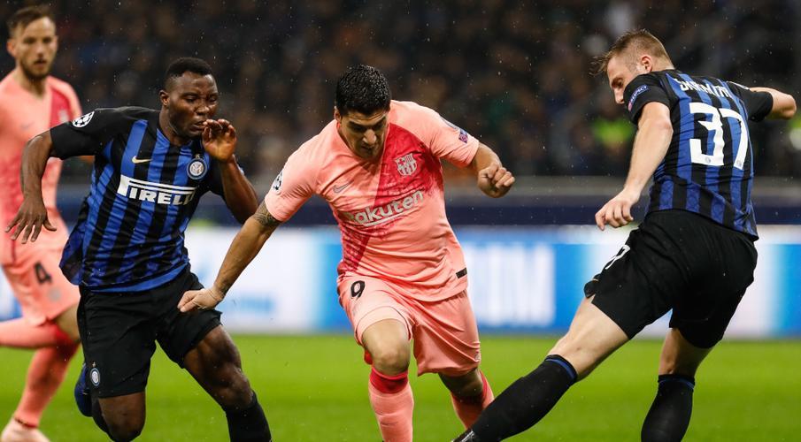 Big Match Feature: Barcelona v Inter Milan