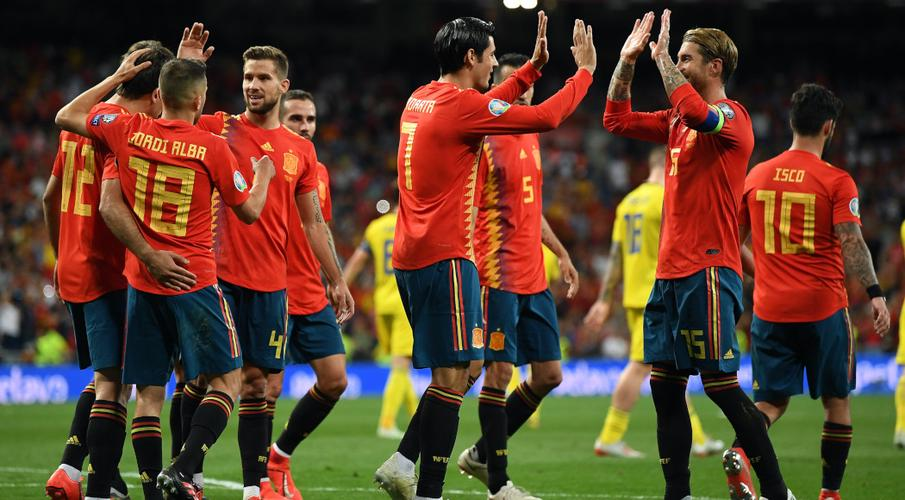 Spain face Norway, Italy welcome Greece in qualifiers