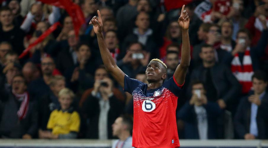 Lille miss out on third after Nimes draw