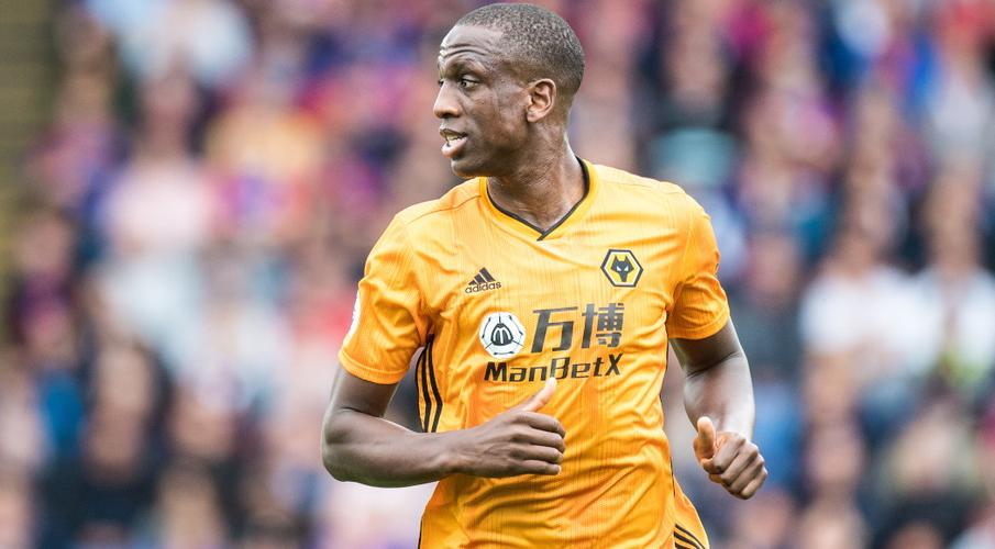 Wolves defender Boly sidelined until next year
