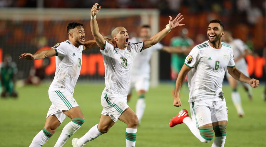 Big wins for Algeria and Ghana, Egypt frustrated