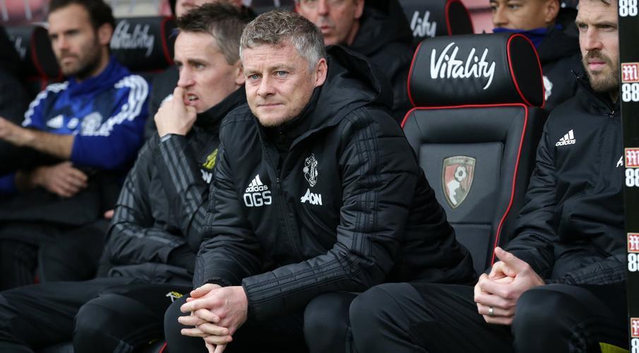 Solskjaer targets Europa success as tonic for Man United