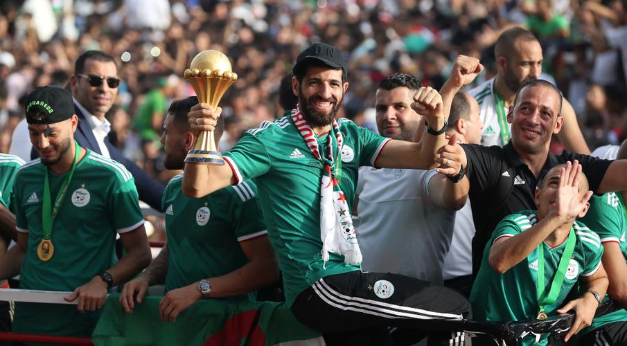 African football year in review