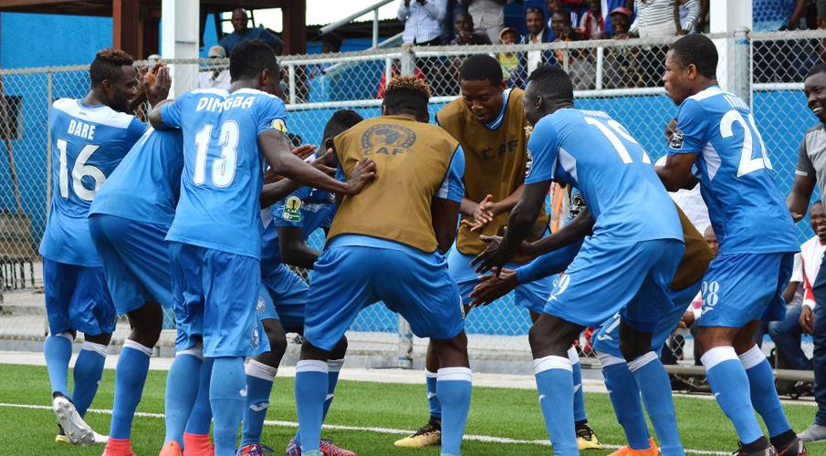 Image result for CAF CONFEDERATION CUP PARADOU TAKE AIM AT ENYIMBA