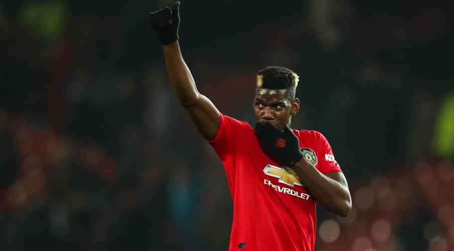 Pogba launches own anti-racism protest