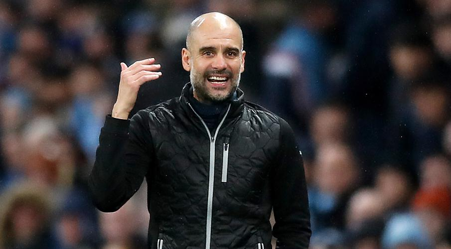 Guardiola ready to back players in racism walk-off