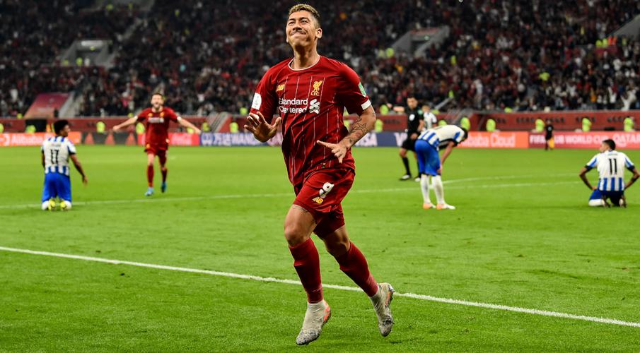 Late Firmino goal takes Liverpool into Club World Cup final