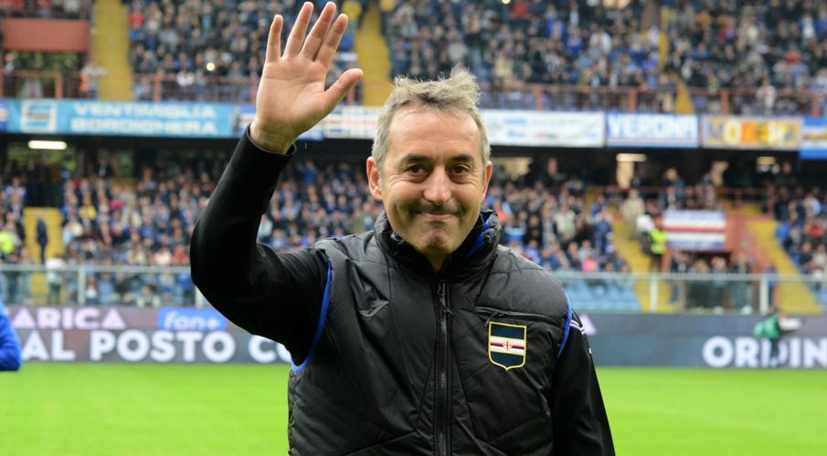 AC Milan name Giampaolo as new coach