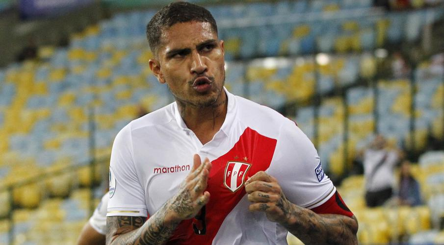 Guerrero, Farfan put Peru on brink of Copa America knock-outs