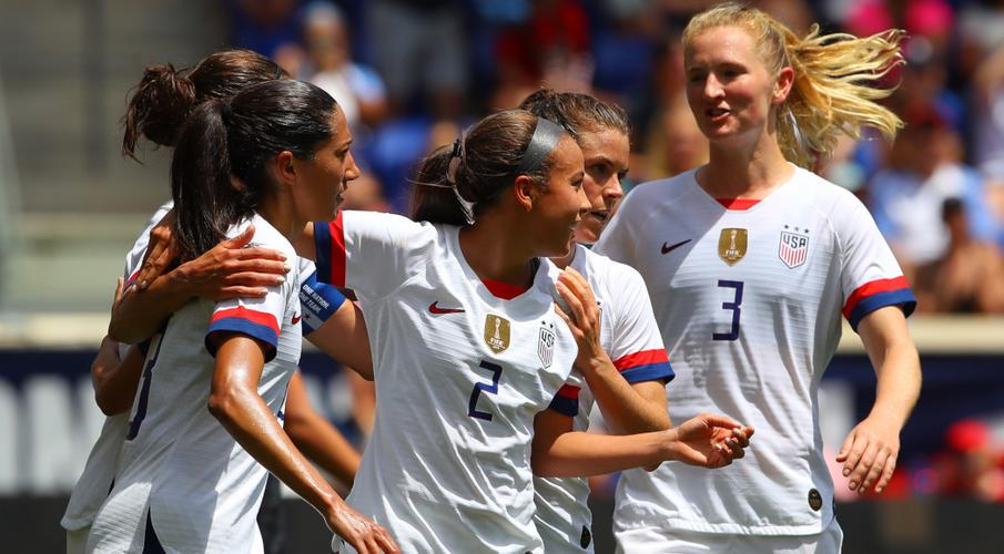 US favourites in toughest-ever Women's World Cup field
