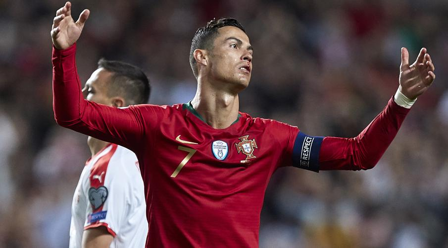 Portuguese police interview Ronaldo over 'Football Leaks'