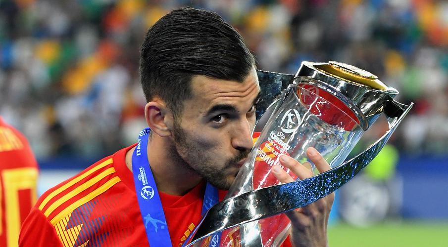 Arsenal close to capturing Real's Ceballos on loan - reports