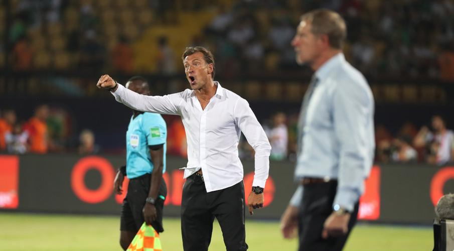 Morocco overcome South Africa