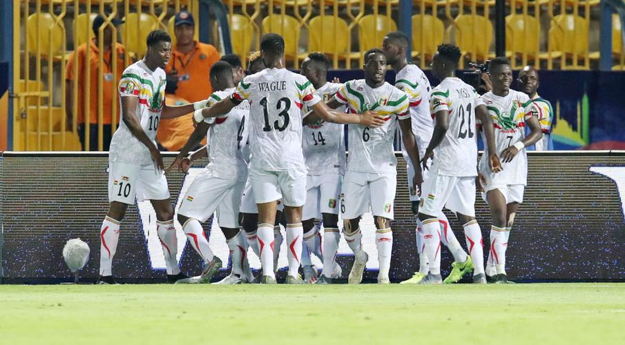 Mali secure top spot in Group E