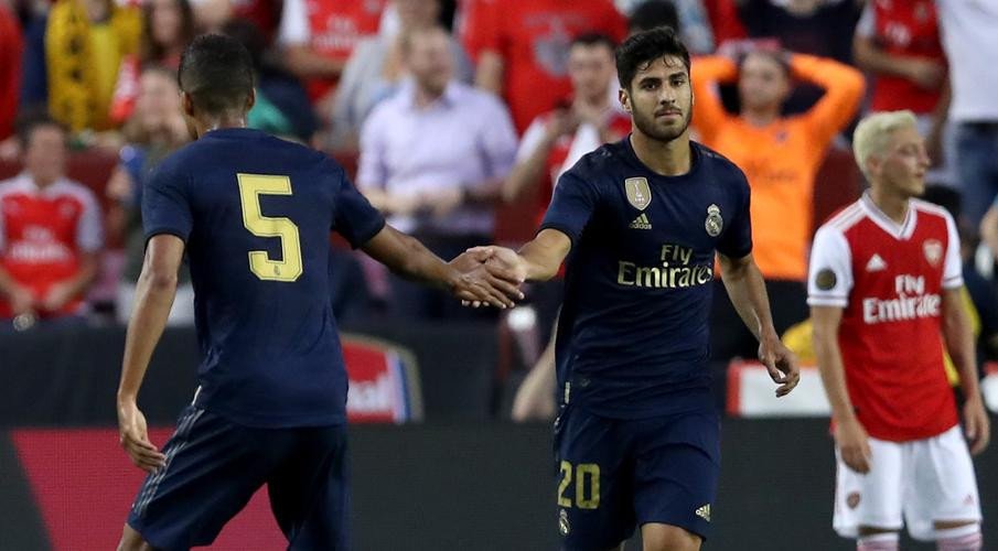 Real's Asensio could miss season after rupturing ACL