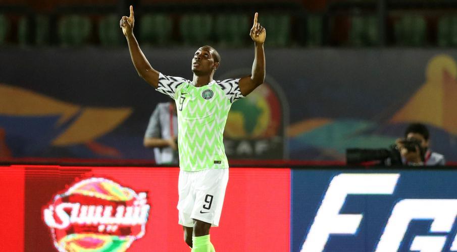 Nigeria claim consolation prize