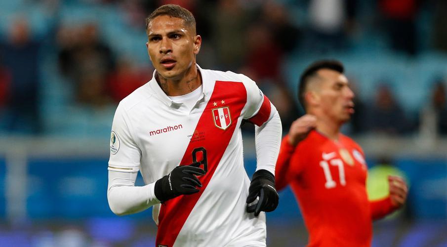 Peru stun champions Chile to reach Copa final