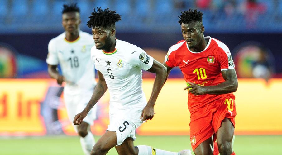 Ghana ease into Round of 16