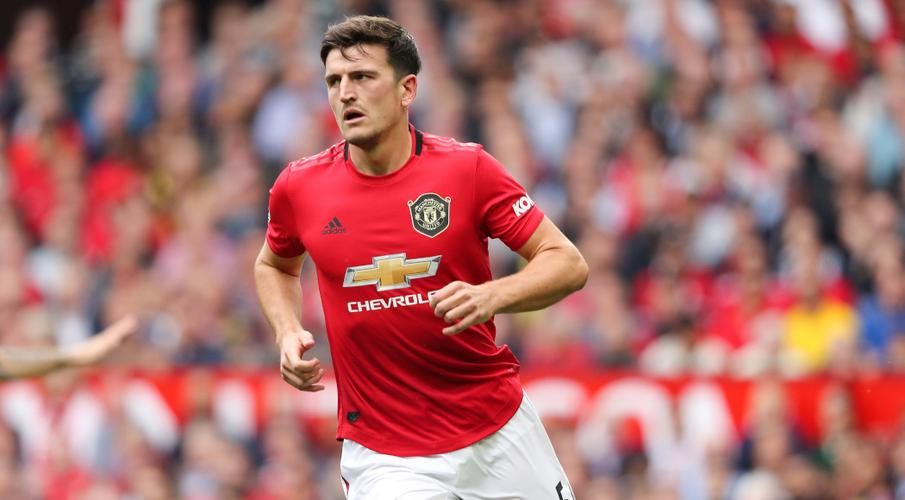 Maguire catches Mourinho's eye on Man United debut | SuperSport