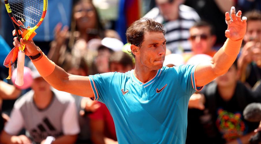 Nadal 'ready to play' despite absences of Djokovic, Federer   SuperSport