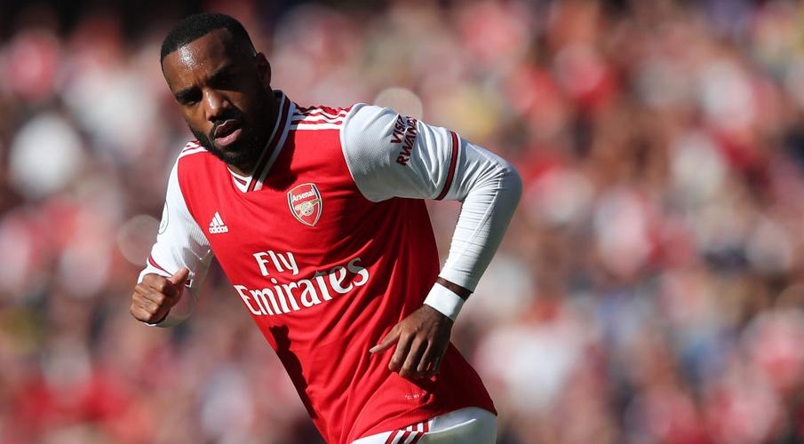 Arsenal's Lacazette ruled out until October