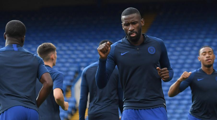 Rudiger ruled out for Chelsea on Lampard's big night
