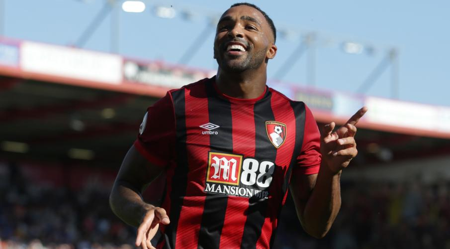 Wilson's double helps Bournemouth defeat Everton