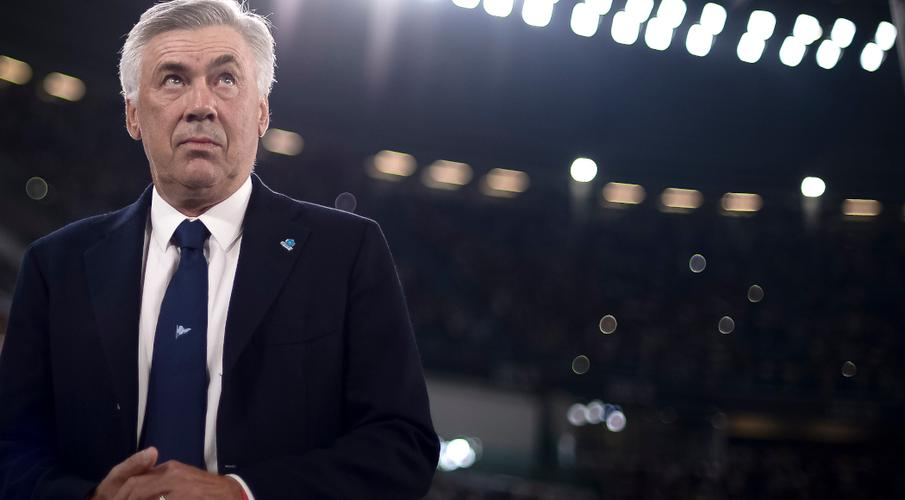 Ancelotti 'outraged' by San Paolo building work