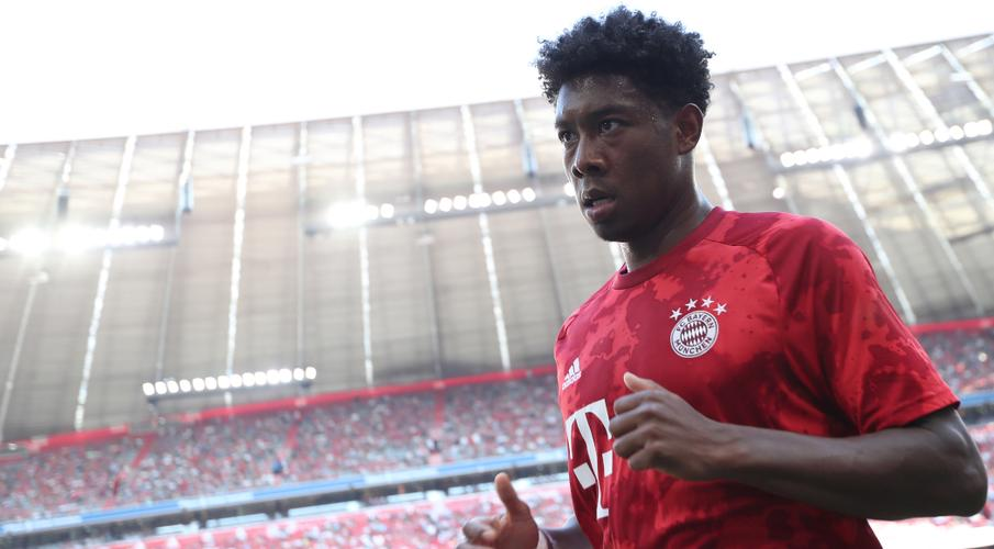 Alaba to miss Champions League clash with thigh injury