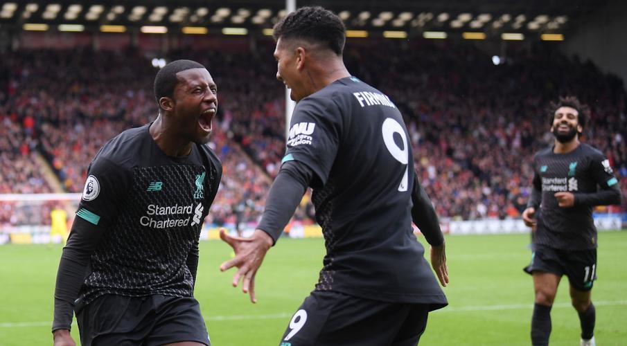 Man City giành chiến thắng để giữ Liverpool hoàn hảo trong tầm ngắm của họ Georginio-Wijnaldum-190928-G1050