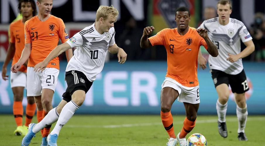 Germany slip up to the Netherlands, Croatia thrash Slovakia