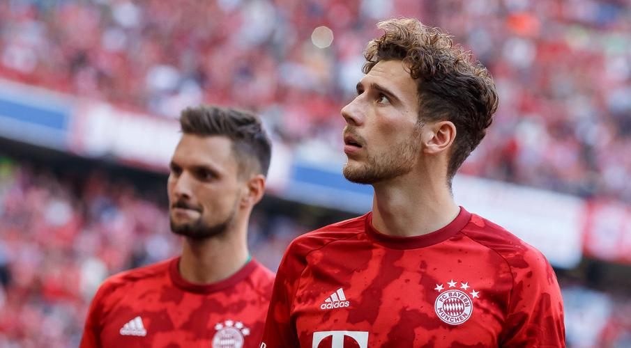 Ayern without Goretzka for Leipzig clash