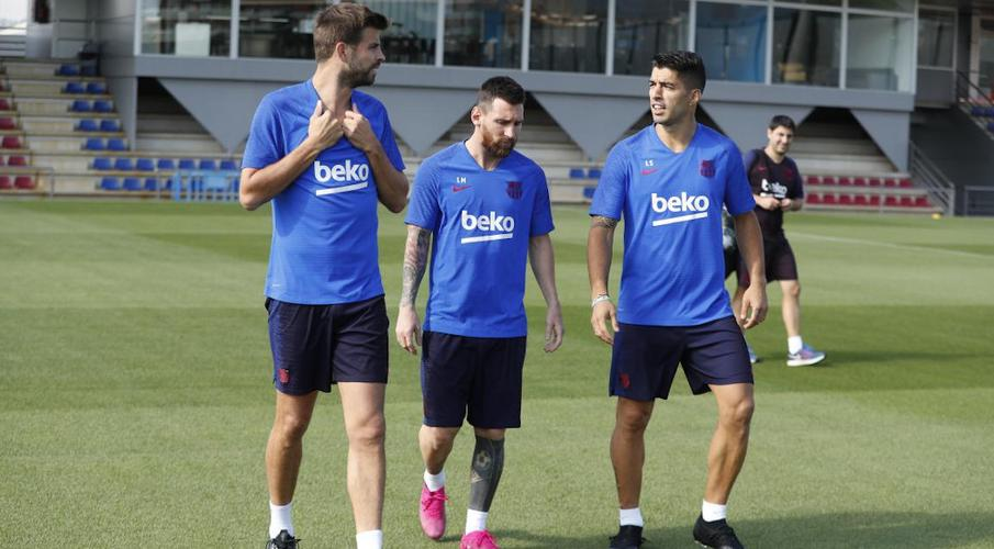 Messi, Dembele back for Barca ahead of Inter tie