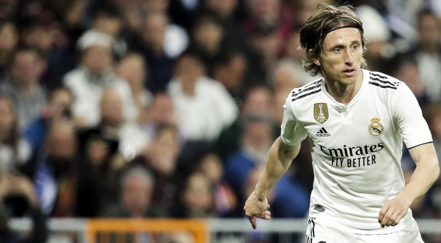 Modric thigh problem adds to Real Madrid injury crisis