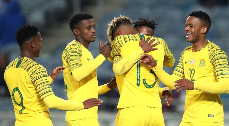 SA among eight nations confirmed for U23 Afcon