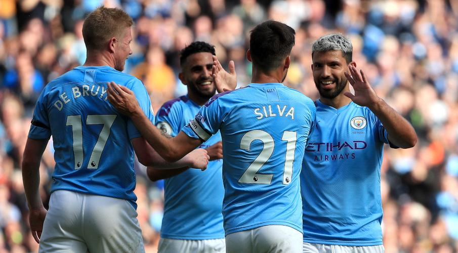 Man City assemble football's first billion-euro squad