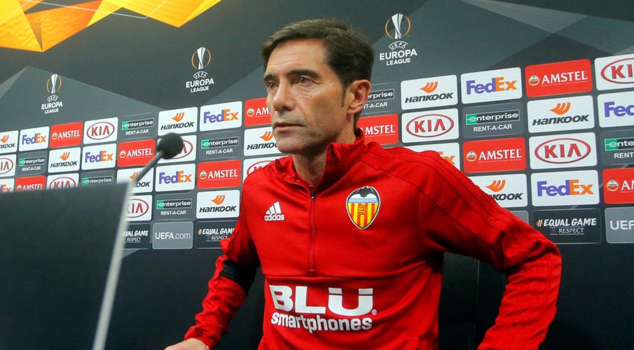 La Liga side Valencia sack manager Marcelino