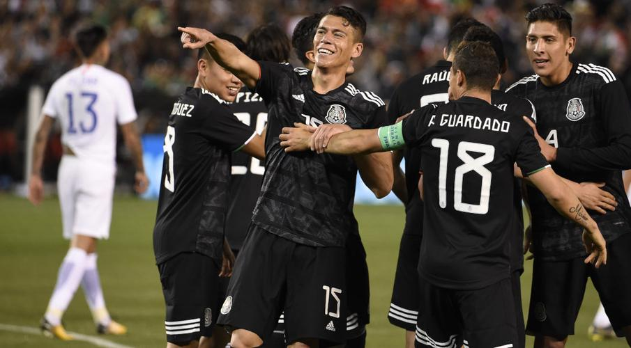 Mexico crush United States as substitutes prove their worth