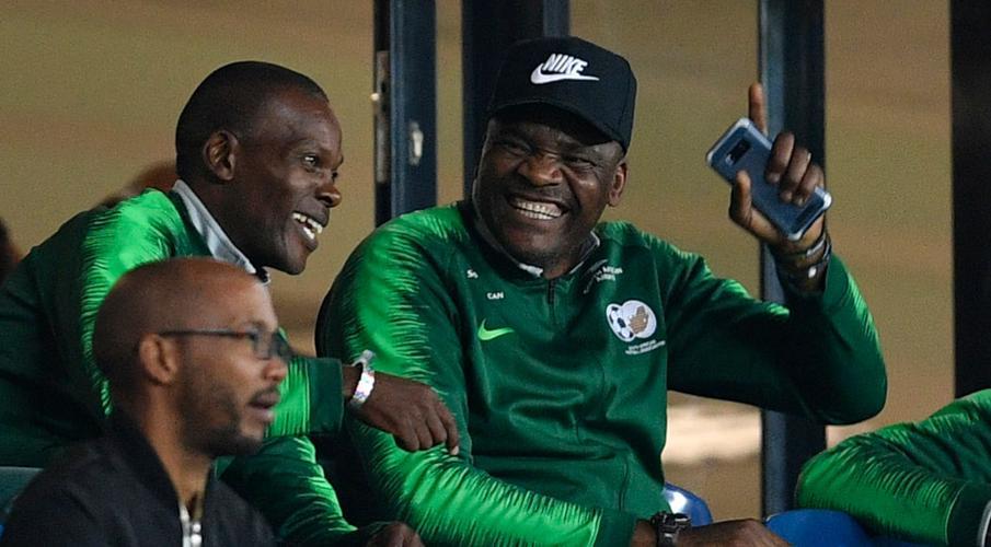Bafana secure Madagascar friendly