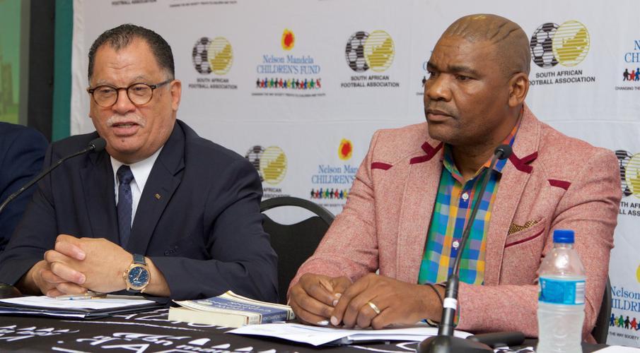 Ntseki names Bafana squad to face Mali
