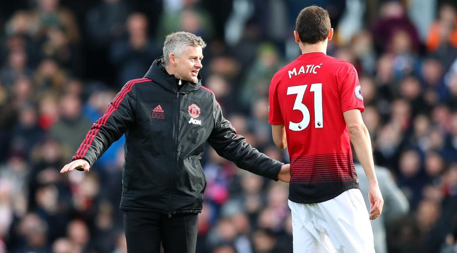Ole responsible if United do not compete for title - Matic